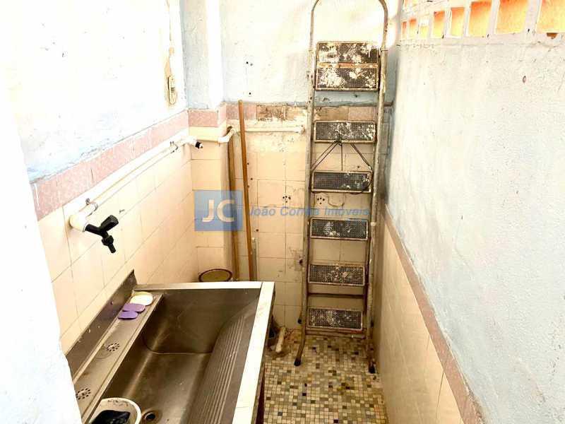 18 - Apartamento à venda Praça Avaí,Cachambi, Rio de Janeiro - R$ 195.000 - CBAP30143 - 19
