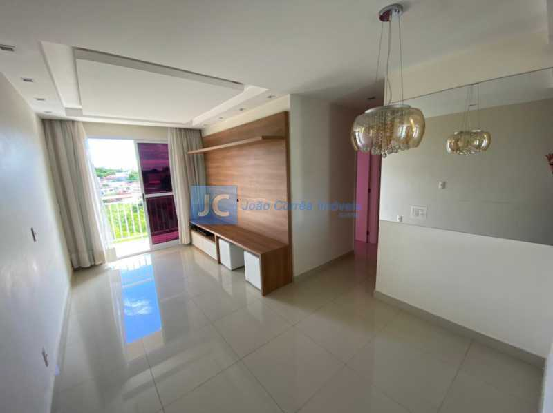 01 - Apartamento à venda Rua Miguel Cervantes,Cachambi, Rio de Janeiro - R$ 355.000 - CBAP30145 - 1