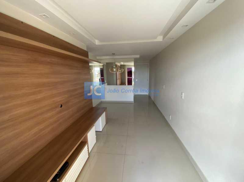 02 - Apartamento à venda Rua Miguel Cervantes,Cachambi, Rio de Janeiro - R$ 355.000 - CBAP30145 - 3