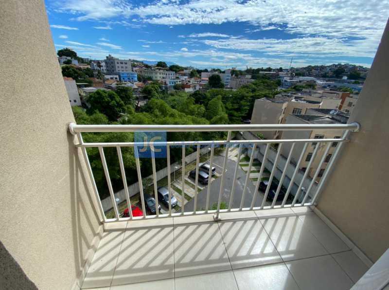 03 - Apartamento à venda Rua Miguel Cervantes,Cachambi, Rio de Janeiro - R$ 355.000 - CBAP30145 - 4