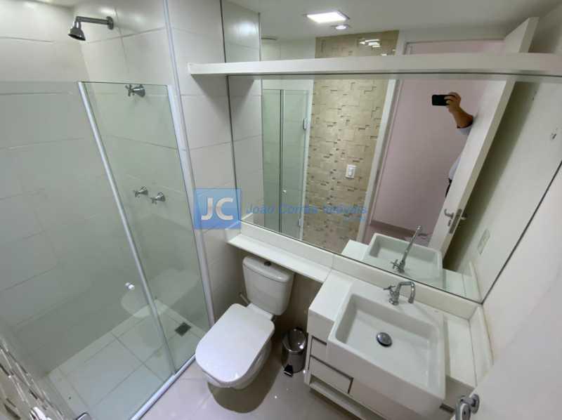 09 - Apartamento à venda Rua Miguel Cervantes,Cachambi, Rio de Janeiro - R$ 355.000 - CBAP30145 - 10