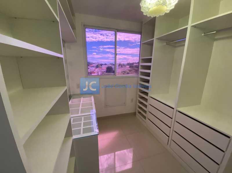 11 - Apartamento à venda Rua Miguel Cervantes,Cachambi, Rio de Janeiro - R$ 355.000 - CBAP30145 - 12