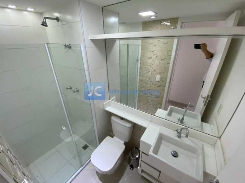 13 - Apartamento à venda Rua Miguel Cervantes,Cachambi, Rio de Janeiro - R$ 355.000 - CBAP30145 - 14