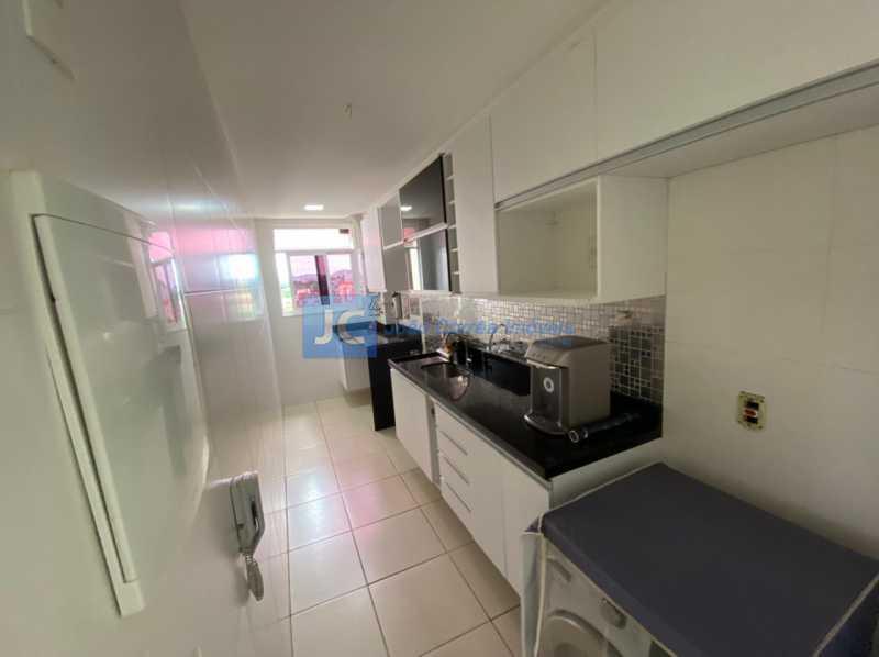 14 - Apartamento à venda Rua Miguel Cervantes,Cachambi, Rio de Janeiro - R$ 355.000 - CBAP30145 - 15