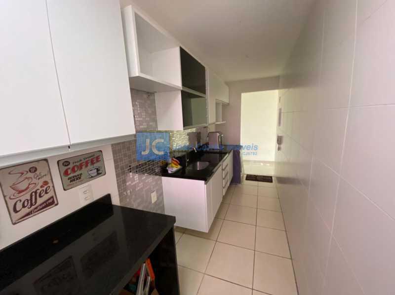 15 - Apartamento à venda Rua Miguel Cervantes,Cachambi, Rio de Janeiro - R$ 355.000 - CBAP30145 - 16