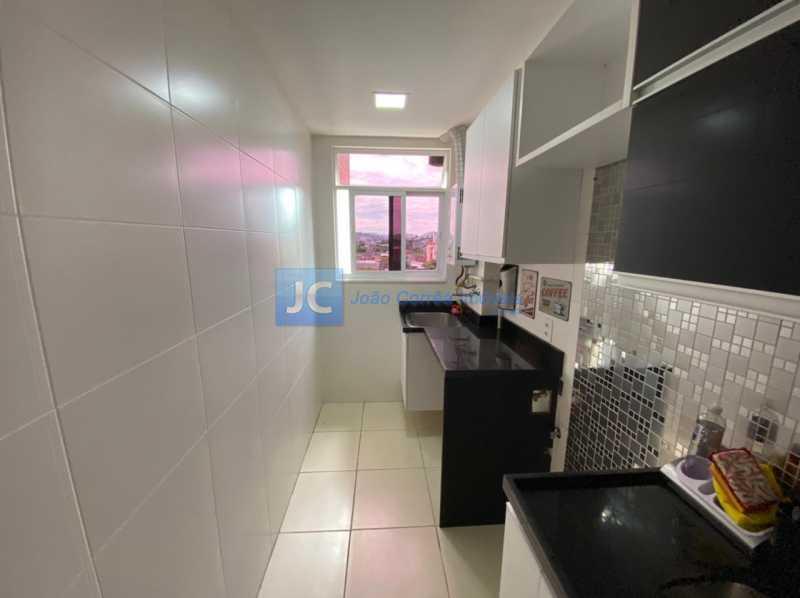 16 - Apartamento à venda Rua Miguel Cervantes,Cachambi, Rio de Janeiro - R$ 355.000 - CBAP30145 - 17