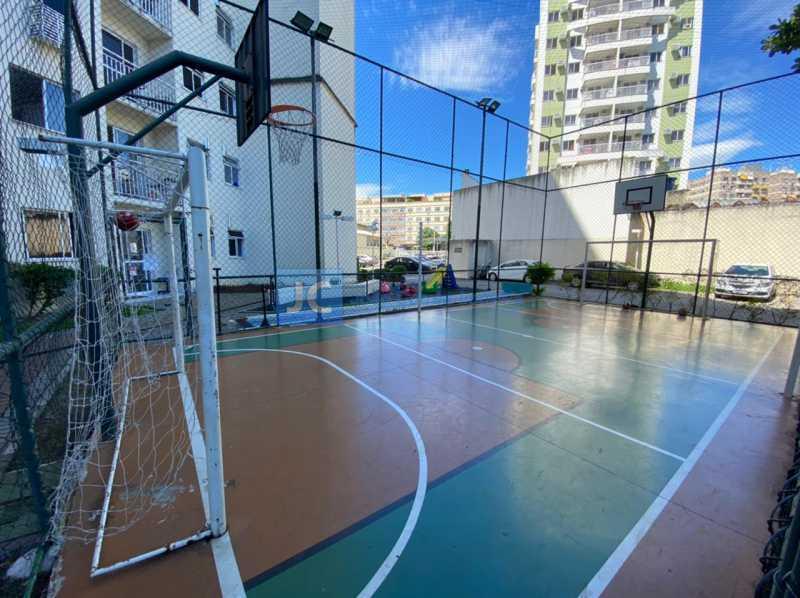 18 - Apartamento à venda Rua Miguel Cervantes,Cachambi, Rio de Janeiro - R$ 355.000 - CBAP30145 - 19