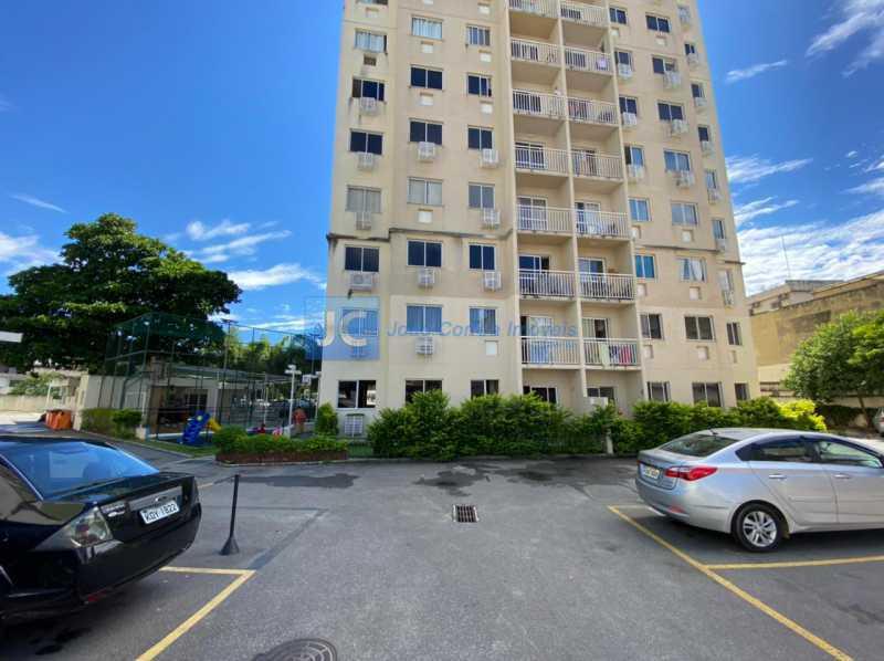 20 - Apartamento à venda Rua Miguel Cervantes,Cachambi, Rio de Janeiro - R$ 355.000 - CBAP30145 - 21
