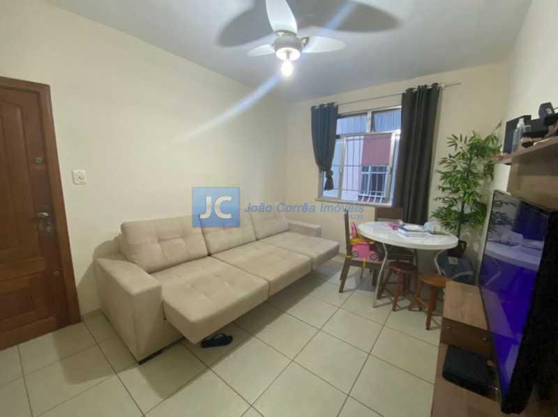 02 - Apartamento à venda Rua Cirne Maia,Cachambi, Rio de Janeiro - R$ 270.000 - CBAP30146 - 4