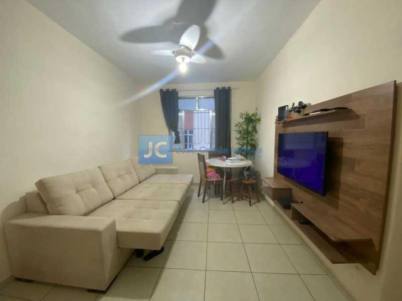 03 - Apartamento à venda Rua Cirne Maia,Cachambi, Rio de Janeiro - R$ 270.000 - CBAP30146 - 1