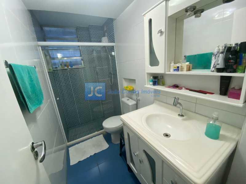 05 - Apartamento à venda Rua Cirne Maia,Cachambi, Rio de Janeiro - R$ 270.000 - CBAP30146 - 6