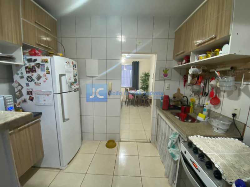 15 - Apartamento à venda Rua Cirne Maia,Cachambi, Rio de Janeiro - R$ 270.000 - CBAP30146 - 16