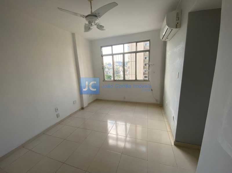 01 - Apartamento à venda Rua Rocha Pita,Cachambi, Rio de Janeiro - R$ 330.000 - CBAP30148 - 3