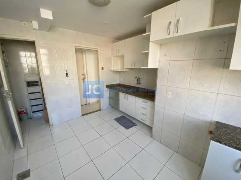 13 - Apartamento à venda Rua Rocha Pita,Cachambi, Rio de Janeiro - R$ 330.000 - CBAP30148 - 14