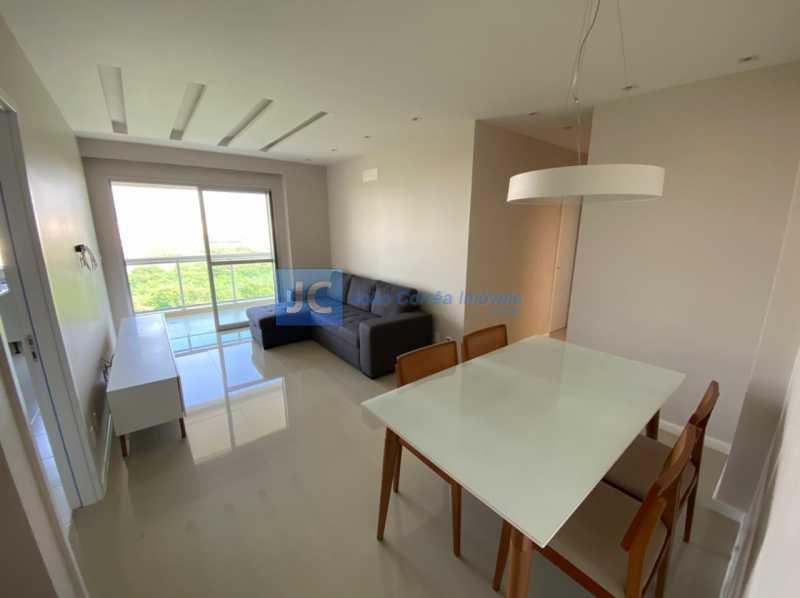 01 - Apartamento à venda Avenida Antônio Gallotti,Barra da Tijuca, Rio de Janeiro - R$ 680.000 - CBAP20323 - 3