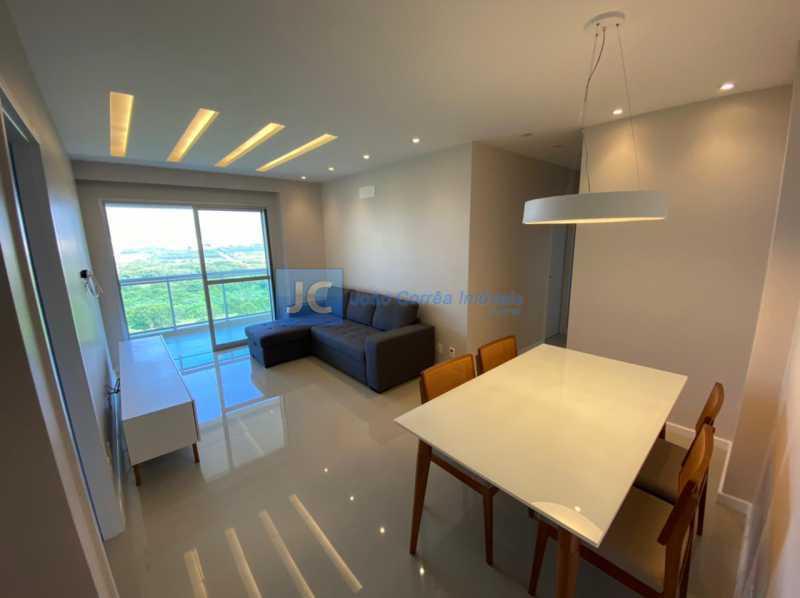02 - Apartamento à venda Avenida Antônio Gallotti,Barra da Tijuca, Rio de Janeiro - R$ 680.000 - CBAP20323 - 1