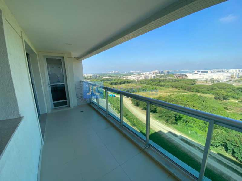 03 - Apartamento à venda Avenida Antônio Gallotti,Barra da Tijuca, Rio de Janeiro - R$ 680.000 - CBAP20323 - 4