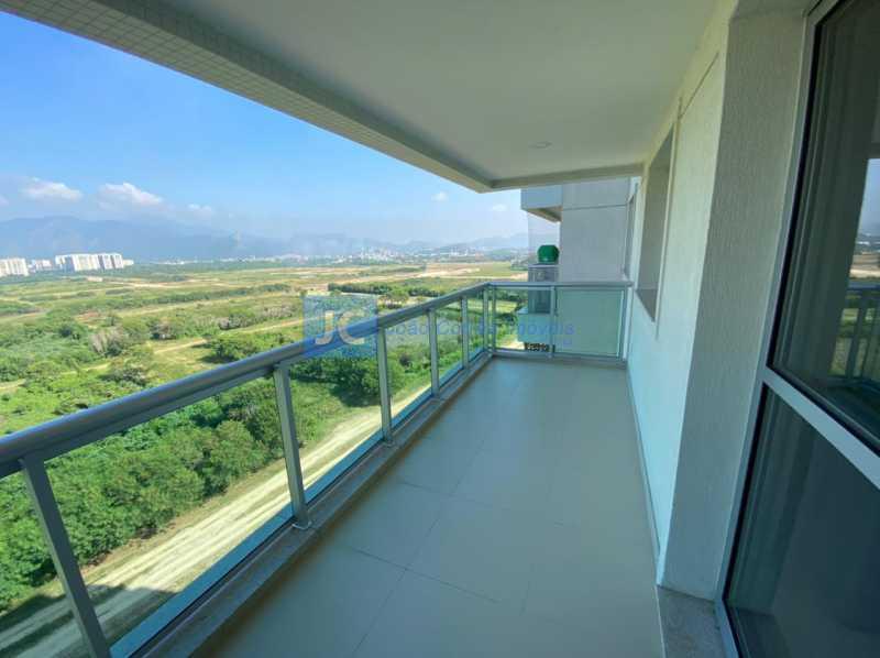 04 - Apartamento à venda Avenida Antônio Gallotti,Barra da Tijuca, Rio de Janeiro - R$ 680.000 - CBAP20323 - 5