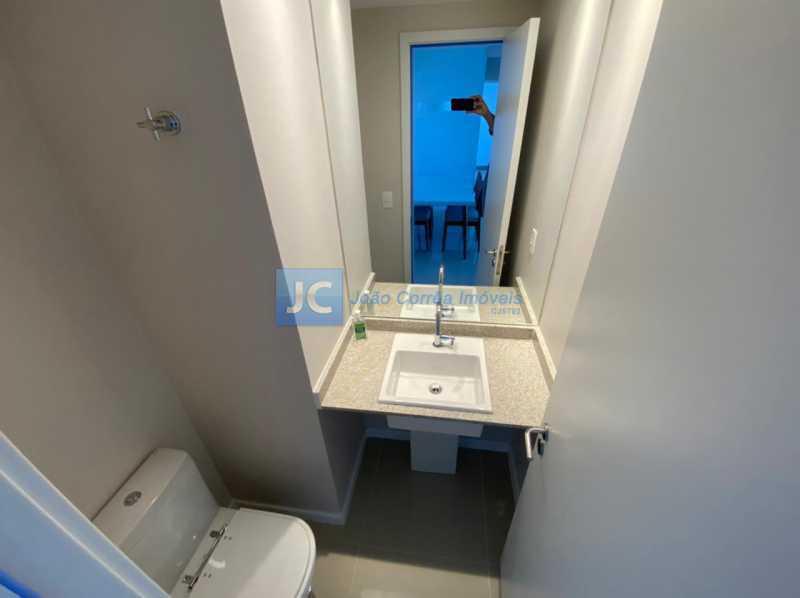 09 - Apartamento à venda Avenida Antônio Gallotti,Barra da Tijuca, Rio de Janeiro - R$ 680.000 - CBAP20323 - 10