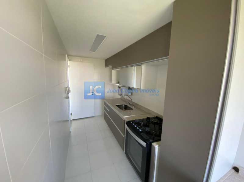 12 - Apartamento à venda Avenida Antônio Gallotti,Barra da Tijuca, Rio de Janeiro - R$ 680.000 - CBAP20323 - 13
