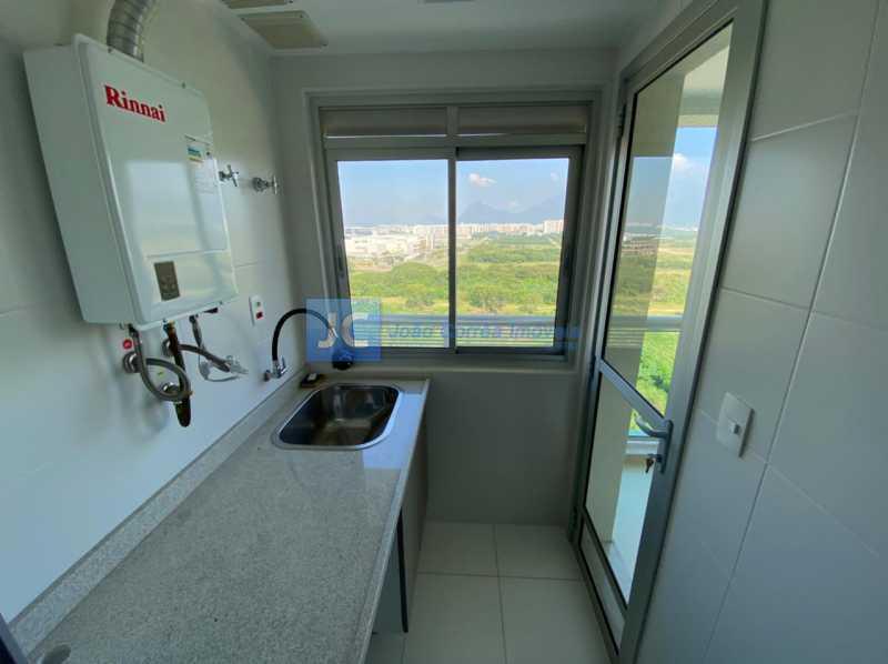 14 - Apartamento à venda Avenida Antônio Gallotti,Barra da Tijuca, Rio de Janeiro - R$ 680.000 - CBAP20323 - 15