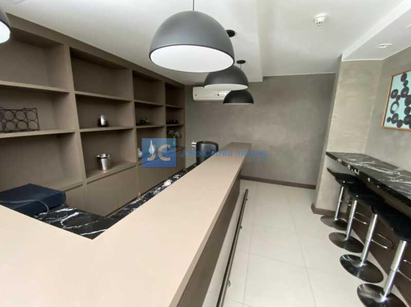 16 - Apartamento à venda Avenida Antônio Gallotti,Barra da Tijuca, Rio de Janeiro - R$ 680.000 - CBAP20323 - 17