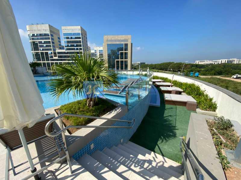 18 - Apartamento à venda Avenida Antônio Gallotti,Barra da Tijuca, Rio de Janeiro - R$ 680.000 - CBAP20323 - 19