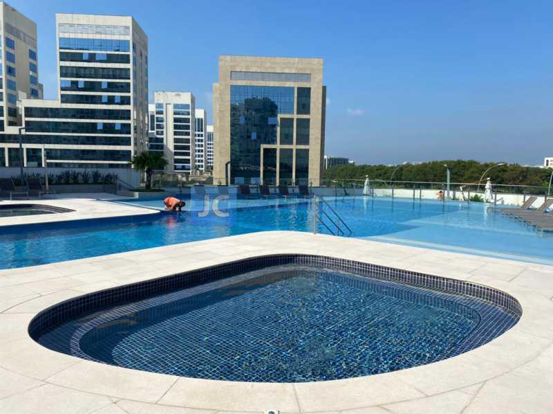 19 - Apartamento à venda Avenida Antônio Gallotti,Barra da Tijuca, Rio de Janeiro - R$ 680.000 - CBAP20323 - 20