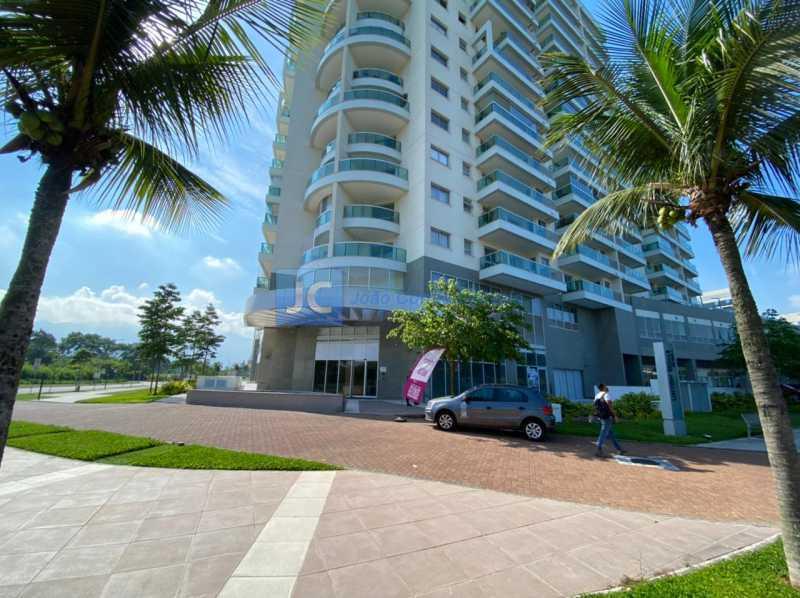 20 - Apartamento à venda Avenida Antônio Gallotti,Barra da Tijuca, Rio de Janeiro - R$ 680.000 - CBAP20323 - 21