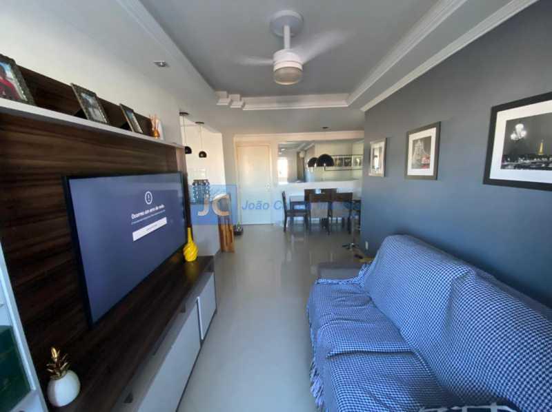 02 - Apartamento à venda Rua Cachambi,Cachambi, Rio de Janeiro - R$ 360.000 - CBAP20324 - 4