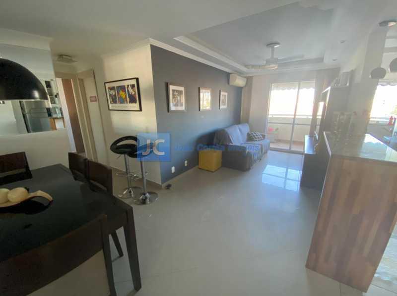 03 - Apartamento à venda Rua Cachambi,Cachambi, Rio de Janeiro - R$ 360.000 - CBAP20324 - 1