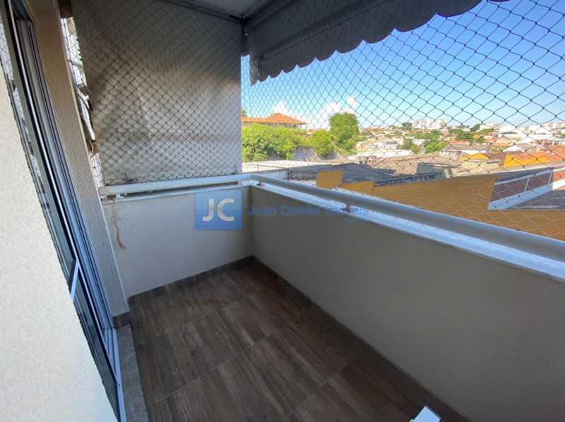 04 - Apartamento à venda Rua Cachambi,Cachambi, Rio de Janeiro - R$ 360.000 - CBAP20324 - 5