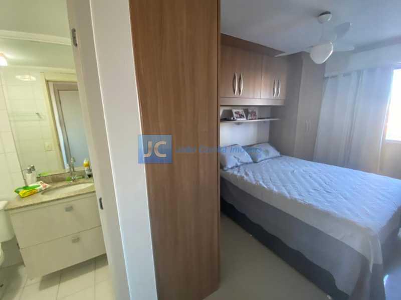 05 - Apartamento à venda Rua Cachambi,Cachambi, Rio de Janeiro - R$ 360.000 - CBAP20324 - 6