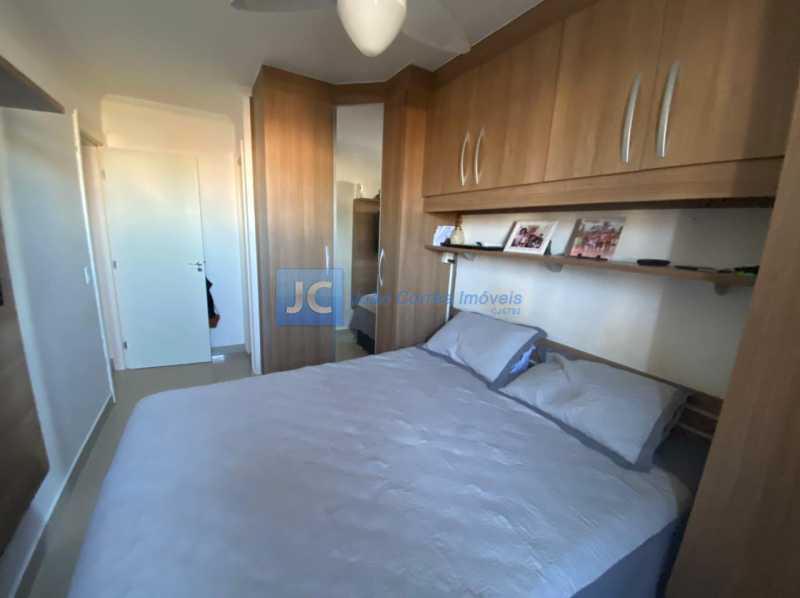 06 - Apartamento à venda Rua Cachambi,Cachambi, Rio de Janeiro - R$ 360.000 - CBAP20324 - 7