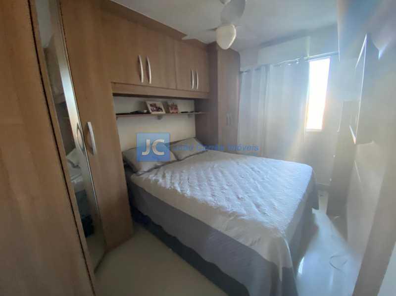 07 - Apartamento à venda Rua Cachambi,Cachambi, Rio de Janeiro - R$ 360.000 - CBAP20324 - 8