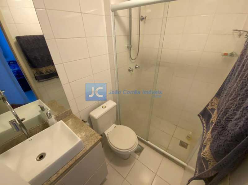 08 - Apartamento à venda Rua Cachambi,Cachambi, Rio de Janeiro - R$ 360.000 - CBAP20324 - 9