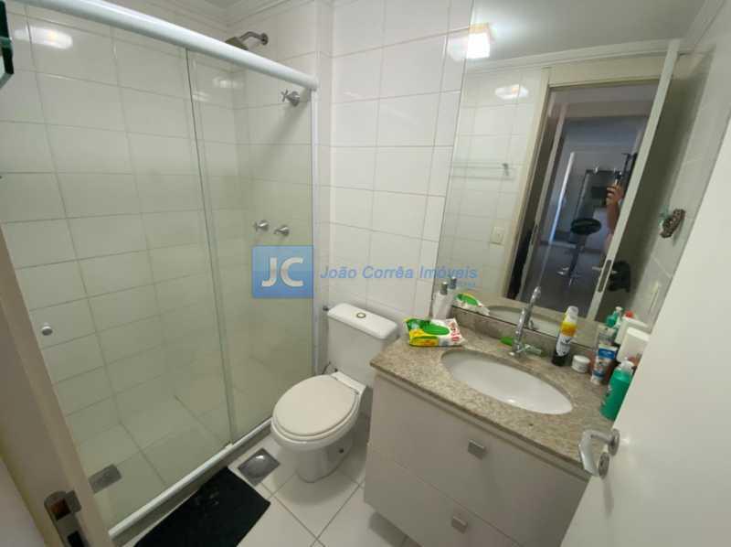 11 - Apartamento à venda Rua Cachambi,Cachambi, Rio de Janeiro - R$ 360.000 - CBAP20324 - 12