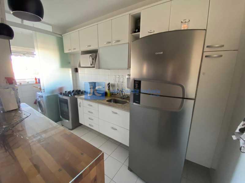 12 - Apartamento à venda Rua Cachambi,Cachambi, Rio de Janeiro - R$ 360.000 - CBAP20324 - 13