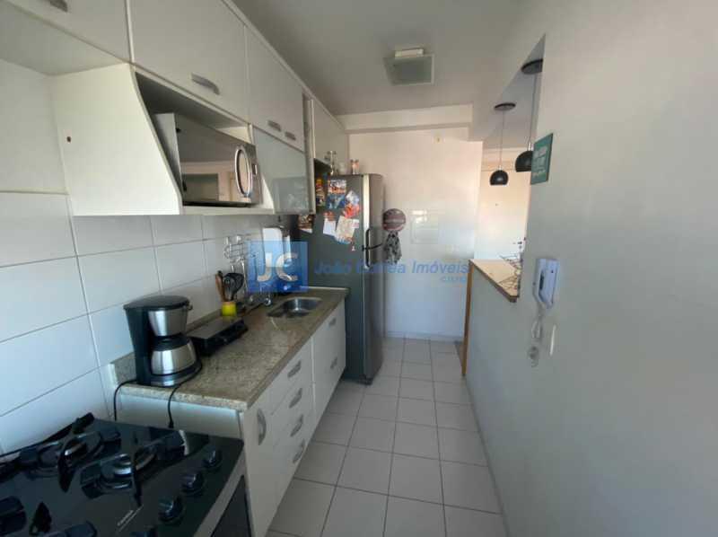 13 - Apartamento à venda Rua Cachambi,Cachambi, Rio de Janeiro - R$ 360.000 - CBAP20324 - 14