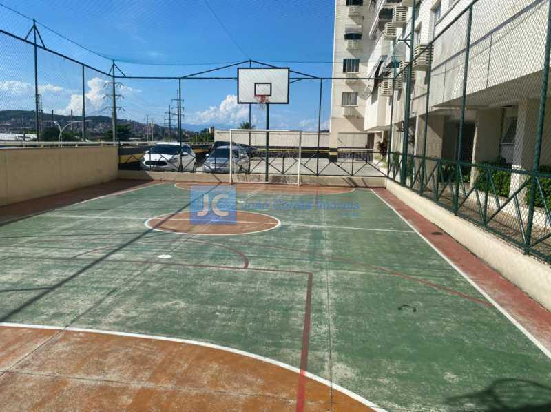 15 - Apartamento à venda Rua Cachambi,Cachambi, Rio de Janeiro - R$ 360.000 - CBAP20324 - 16