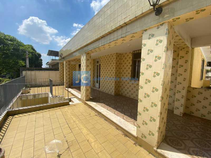 01 - Casa à venda Rua Namur,Vila Valqueire, Rio de Janeiro - R$ 660.000 - CBCA00004 - 3