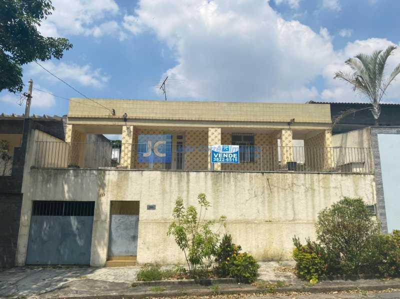 20 - Casa à venda Rua Namur,Vila Valqueire, Rio de Janeiro - R$ 660.000 - CBCA00004 - 21