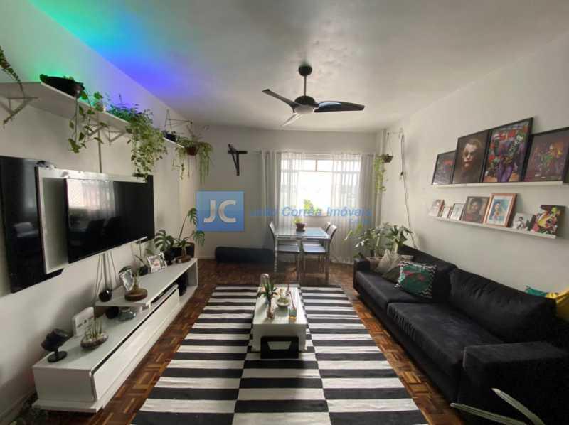 02 - Apartamento à venda Rua Castro Alves,Méier, Rio de Janeiro - R$ 250.000 - CBAP20340 - 3