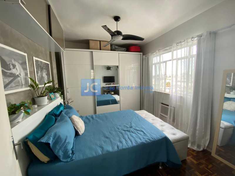 04 - Apartamento à venda Rua Castro Alves,Méier, Rio de Janeiro - R$ 250.000 - CBAP20340 - 5