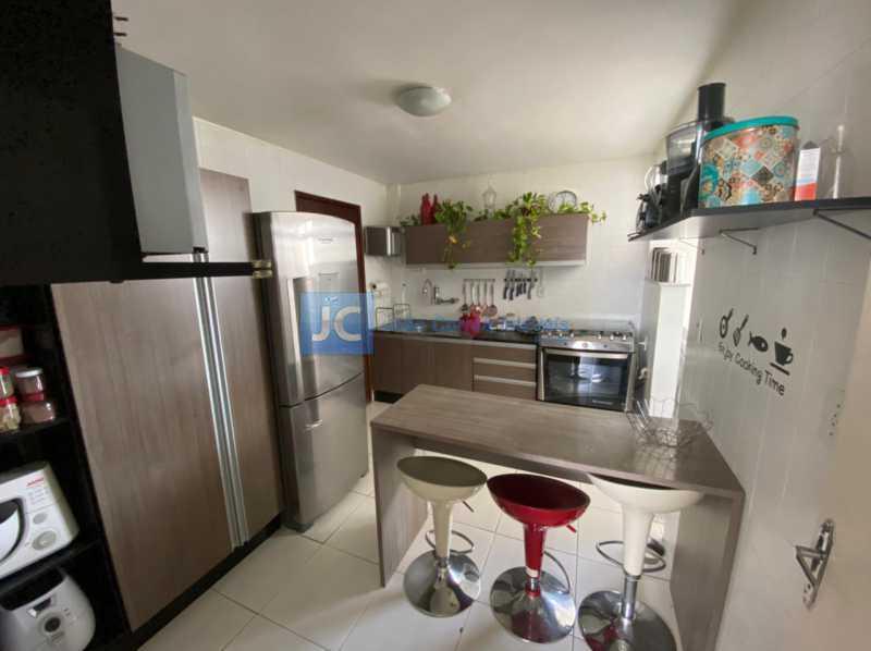 12 - Apartamento à venda Rua Castro Alves,Méier, Rio de Janeiro - R$ 250.000 - CBAP20340 - 13