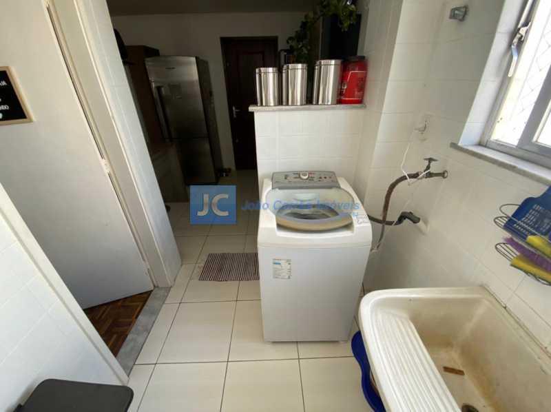 15 - Apartamento à venda Rua Castro Alves,Méier, Rio de Janeiro - R$ 250.000 - CBAP20340 - 16