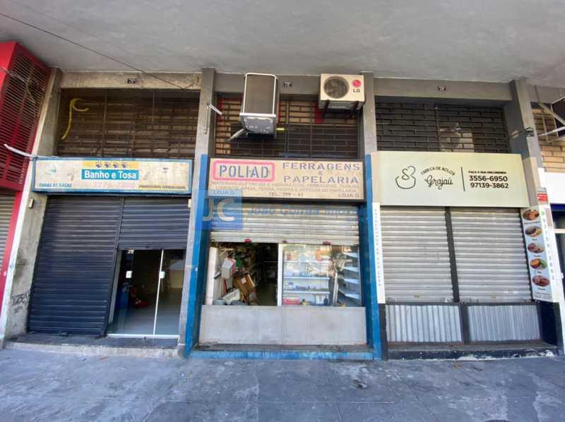 01 - Loja 67m² à venda Rua Cirne Maia,Cachambi, Rio de Janeiro - R$ 350.000 - CBLJ00006 - 1