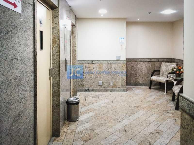 18 apartamento 6 areas comuns- - Apartamento à venda Rua Domingos Freire,Méier, Rio de Janeiro - R$ 320.000 - CBAP30150 - 19