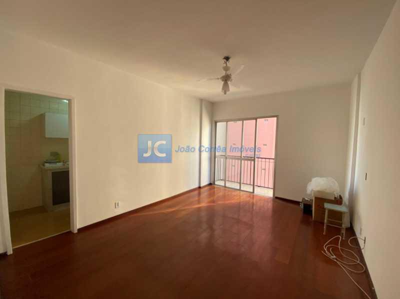 1 salão - Apartamento à venda Rua José Bonifácio,Cachambi, Rio de Janeiro - R$ 240.000 - CBAP10052 - 1
