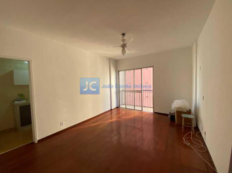 2 salão - Apartamento à venda Rua José Bonifácio,Cachambi, Rio de Janeiro - R$ 240.000 - CBAP10052 - 3